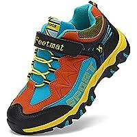 QANSI KidsSneakers Waterproof Comfortable Hiking Running Shoes for Boys and Girls (Toddler/Little Kid/Big Kid)