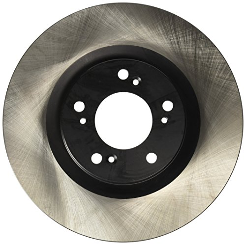 Centric Parts 120.40048 Premium Brake Rotor with E-Coating