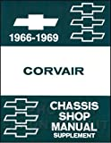1966-1969 Chevrolet Corvair Repair Shop Manual Reprint Supplement