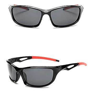 Wangwen Gafas De Sol Hombre Mujer HD Polarizadas Deportivas ...