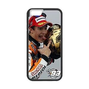 IPhone 6 Plus 5.5 Inch Phone Case for Classic theme Marc Marquez pattern design GCTMCMQZ0791164