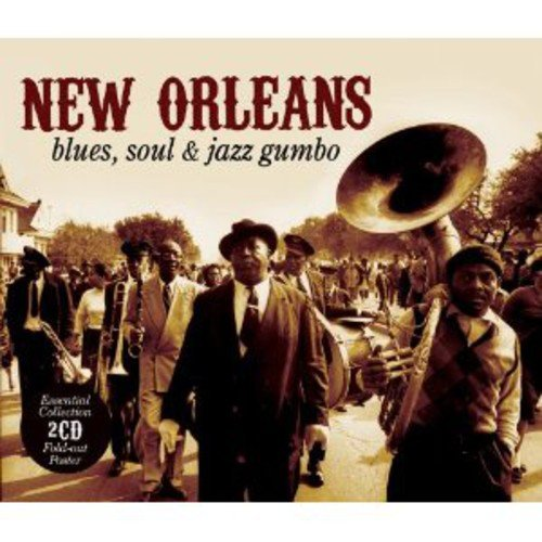 (New Orleans Blues Soul & Jazz)