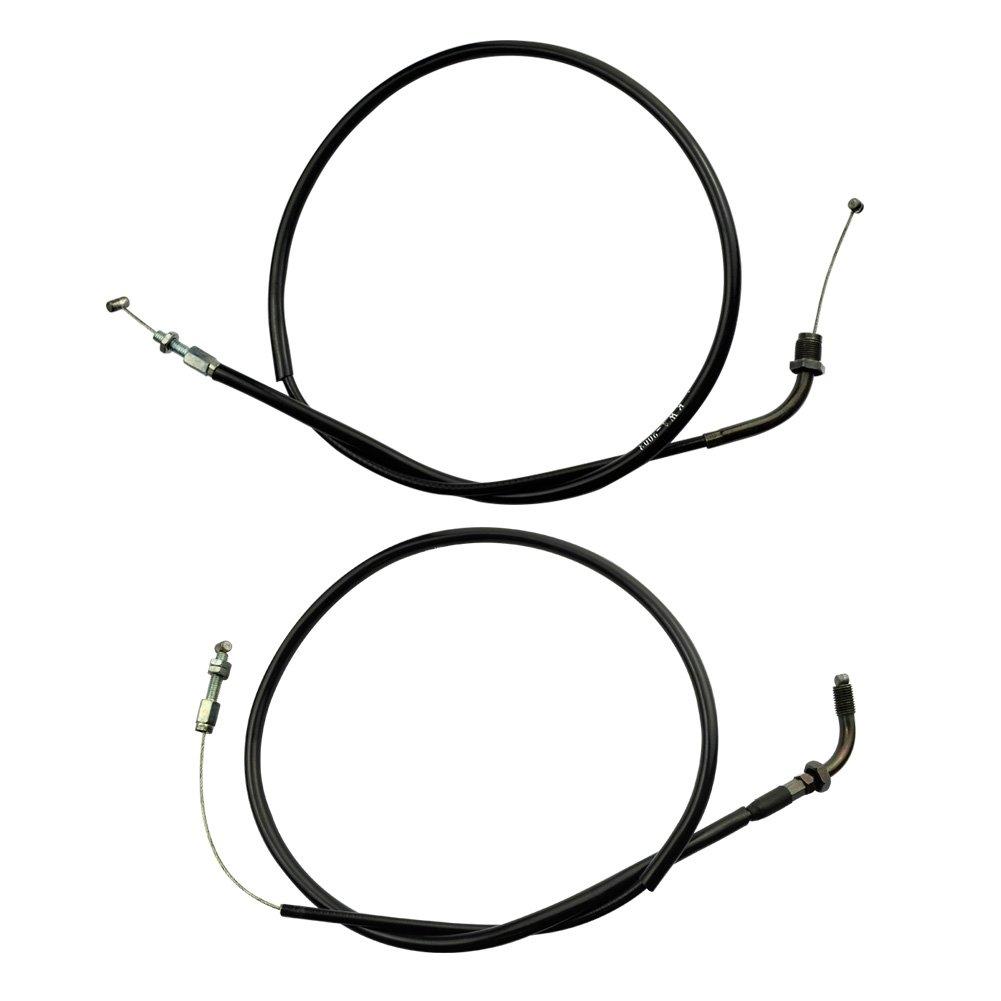 AHL Motocicleta Cables del Acelerador para Honda AX-1 NX250