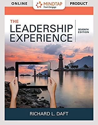 MindTap Management for Daft's The Leadership Experience, 7th Edition