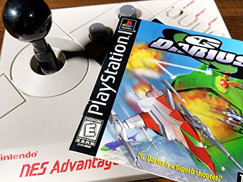Review: Classic Game Room reviews G Darius for PlayStation