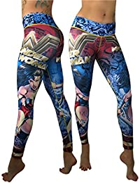Superhero Many Styles Leggings Yoga Pants Compression Tights