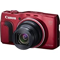 Canon PowerShot SX710 HS 20.3MP Full HD 1080p Digital Camera with 30x Optical Zoom - Refurbished