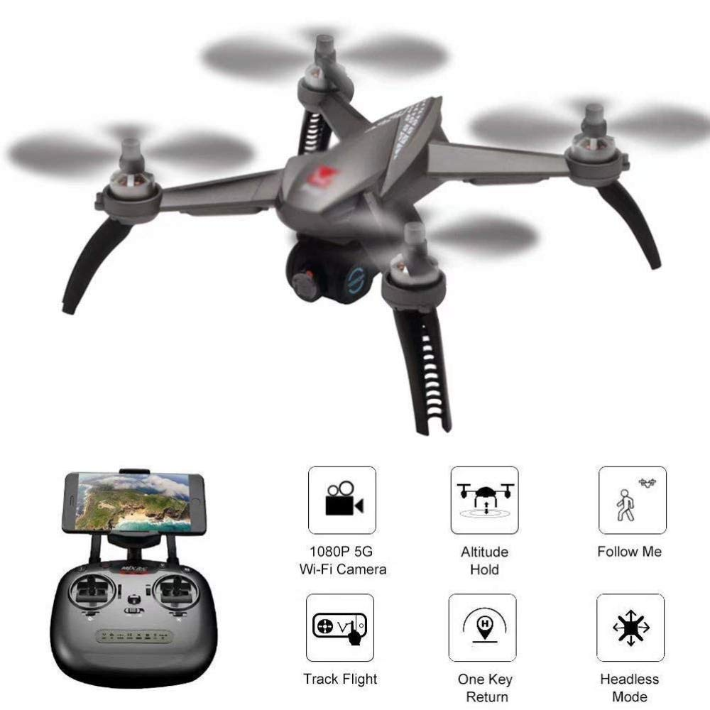 AG Drone con Cámara HD de 1080P Video en Vivo, Posicionador ...