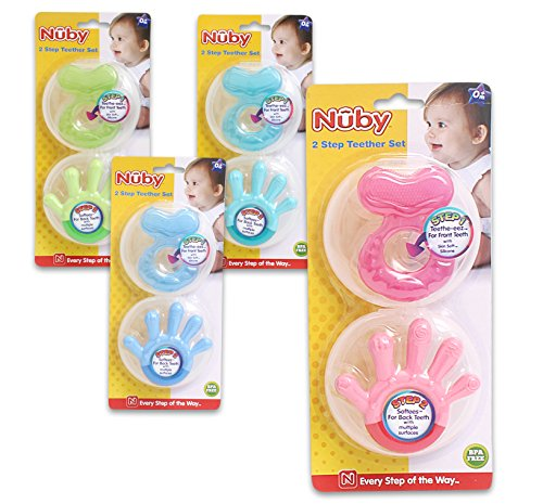 Nuby Baby Teether Hygienic Case product image