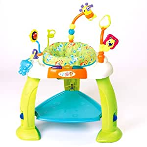 Bright Starts Bounce Baby Activity Zone, Neutral (Discontinued by Manufacturer)