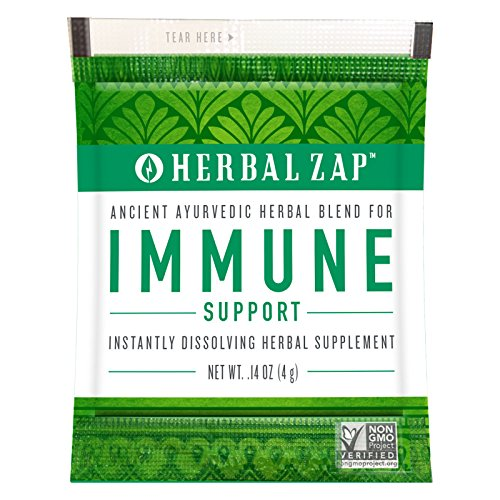 Herbal Zap ''Digestive & Immune Support'' 25 - Count Box