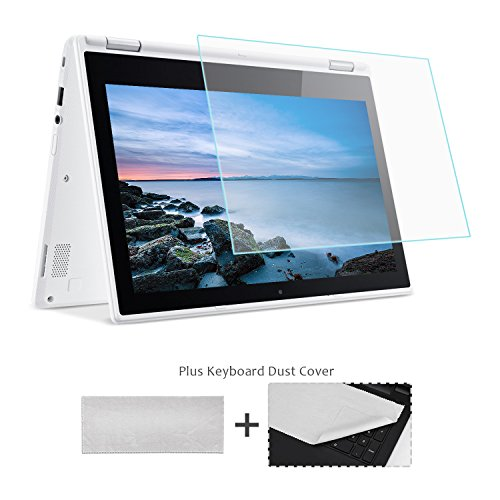 For Acer r11 Laptop Tempered Glass Screen Protector for Acer Chromebook/Macbook Air/ASUS/DELL/HP/Samsung/Lenovo/ViewSonic/Toshiba Display 16:9