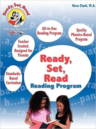 Descargar pdfs ebookReady, Set, Read: Reading Program 1608446697 (Spanish Edition) PDB