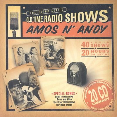Old Time Radio Amos And Andy (Old Time Radio: Amos N' Andy)