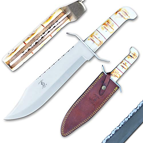 Knife Bowie Classic (Bone Collector 15