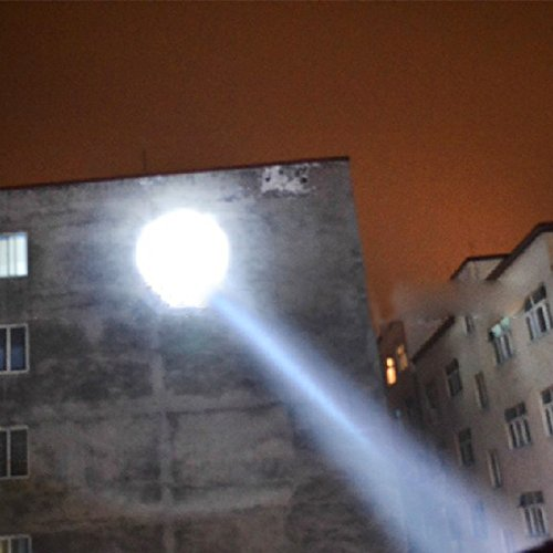 la à Strong Super lámpara HID en Spotlight pãªche La Spotlight Camping nbsp;'Tenu light mano 9 Xenon OwF87Eq