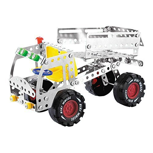 Yixin Assembly Vehicles Building Children product image