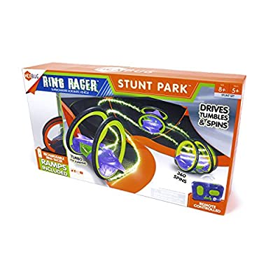 HEXBUG Ring Racer Stunt Park - Assorted Colors: Toys & Games