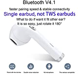 QANGEL Bluetooth Earbuds,180°Rotation Fit for Left