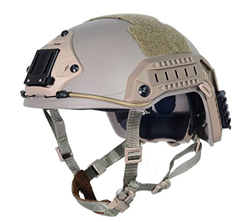 Brand New FMA Airsoft Paintball Protective Maritime Helmet PROP Cosplay DE F815 M/L by FMA
