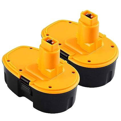 18V 3.0Ah battery for Dewalt DC988KB DC925 DC988 Ni-MH 18volt