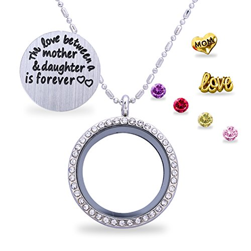 friends view necklaces broken l charm heart best st justin larger forever bff pewter lockets