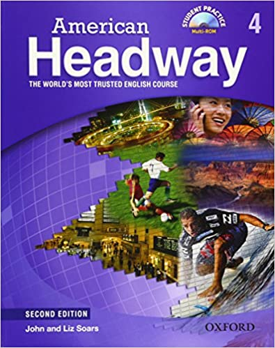 Amazon american headway 4 student book cd pack amazon american headway 4 student book cd pack 9780194729024 john soars liz soars books fandeluxe Image collections