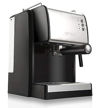RUIXFCA Cafetera Espresso, cafetera Espresso, Bomba de presión de ...