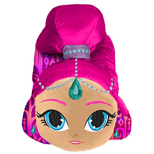 Pillow Pets Nickelodeon Shimmer & Shine Shimmer Stuffed Animal Plush Toy (Shine Fusion)