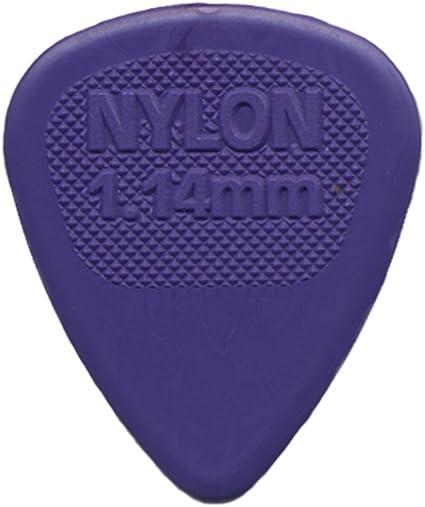 Mojo Guitar Pick - 3 pack purple 1.14mm