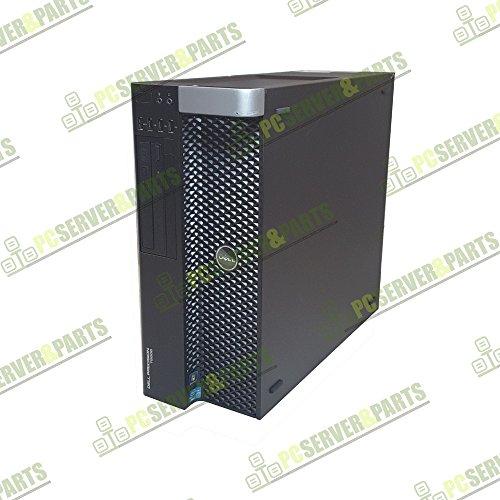 Dell Precision T5600 Desktop Workstation Intel Xeon 16 Core 2.6GHz 64GB RAM 240GB SSD + 2TB HD Dual NVIDIA Quadro 4000 Graphics Windows 10 Pro ()