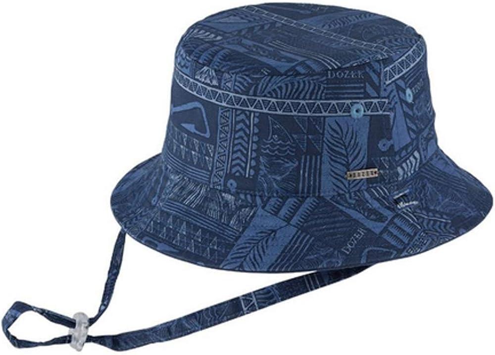 MILLYMOOK AND DOZER Boys Navy Bucket HAT Aiden Size S