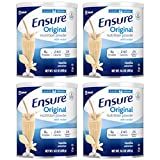 Ensure Original Nutrition Powder, Vanilla 14 Ounces (Value Pack of 4)