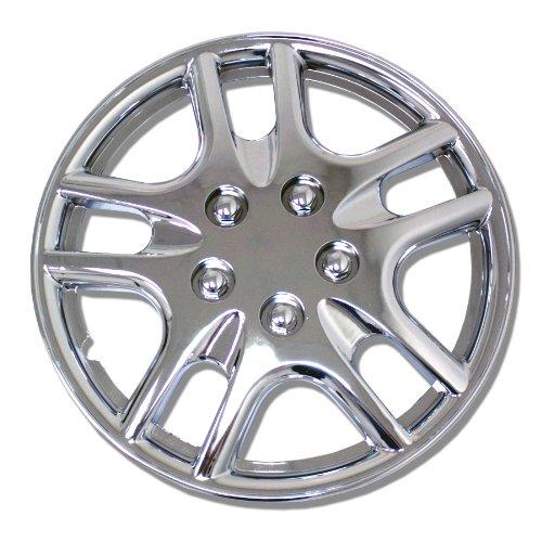 kia bolt on wheel covers - 1