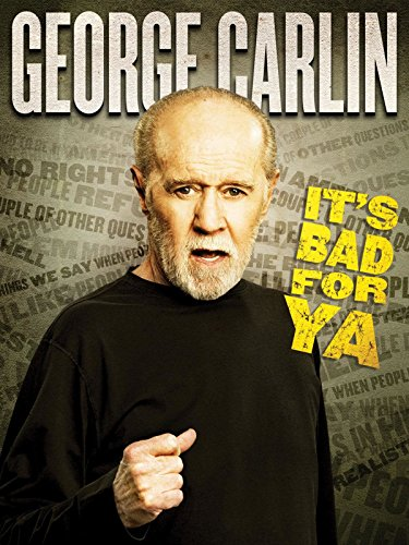 George Carlin: It's Bad For - Religion Tie