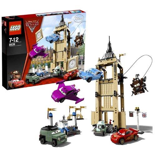 Lego Year 2011 Disney Pixar