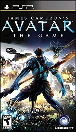 James Cameron's Avatar: The Game (PSP) Sony PSP Games at amazon