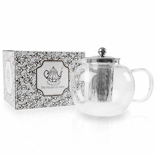 Electric Loose Leaf Tea Infuser Fresh Brewer Square