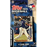 Toronto Blue Jays 2020 Topps Factory Sealed Special Edition 17 Card Team Set Featuring a Vladimir Guerrero Jr All Star Rookie Cup Card and Cavan Biggio Plus