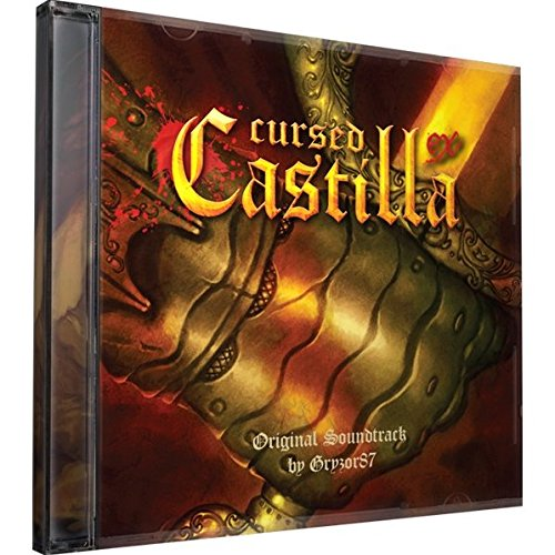 Cursed Castilla EX Limited Edition - PlayStation Vita by EastAsiaSoft (Image #5)