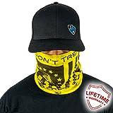 Salt Armour Don't Tread on Freedom Face Shield Sun Mask Balaclava Neck Gaiter Fishing Hunting