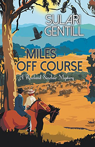 Miles Off Course (Rowland Sinclair Mysteries)