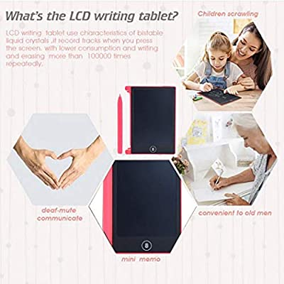 Vividy LCD Writing Tablet,Electronic Writing &Drawing Board Doodle Board,4.5