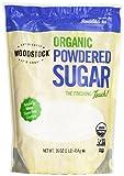 Woodstock Organic Powdered Sugar, 16 oz