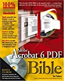 Adobe Acrobat 6, Ted Padova, 0764540475