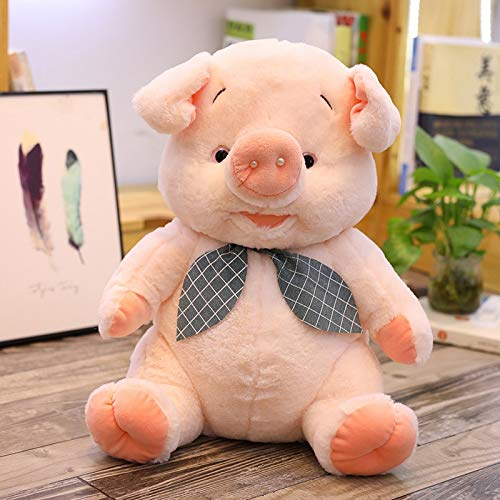 WATOP Stuffed Animals - Teddy Bears| 25/35cmplush Piggy Toys Pillow Super Soft Stuffed Pig Piglet Dolls Best Gifts for Kids Friends Baby