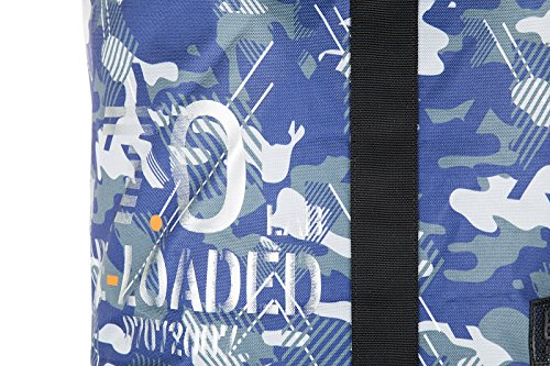 Emporio Armani EA7 sac à dos homme en Nylon train 7.0 blu