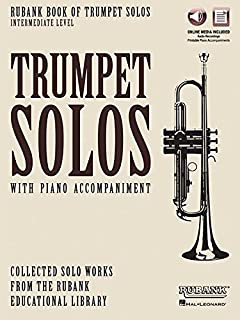 Fine First Book Of Trumpet Solos With Piano Accompaniment *new* Publisher Faber Brass