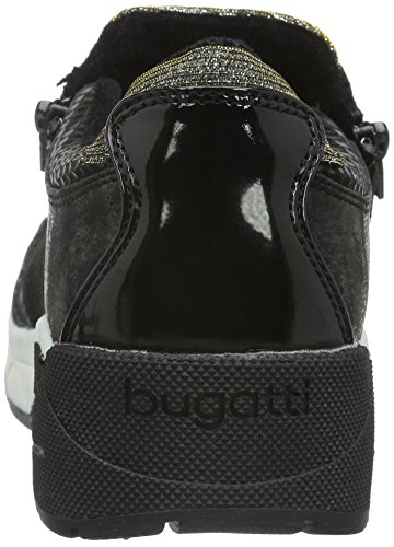 Basses Noir Baskets Bugatti J8363pr6n Femme 4xCwEEpnUq
