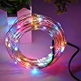 Best Lights Fairies - XFT-CK 10m/33FT 100 LEDs String Light With Battery Review